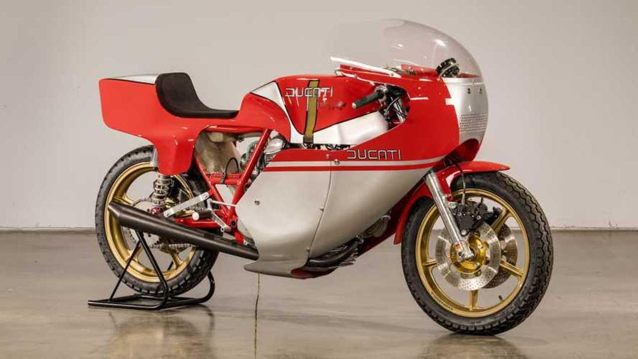 1978 Ducati-NCR 900