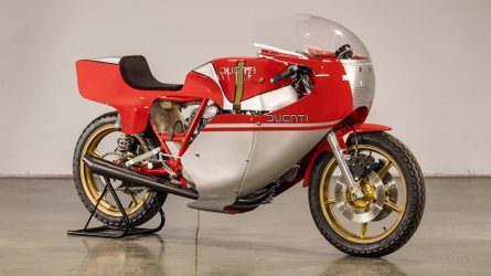 This Ducati-NCR 900 Racer Is Up For Auction