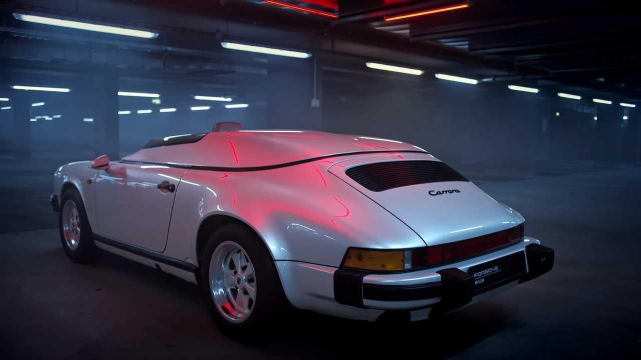 Porsche 911 Carrera 3.2 Speedster prototype