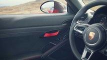 2019 Porsche 718 Boxster T Door Panel