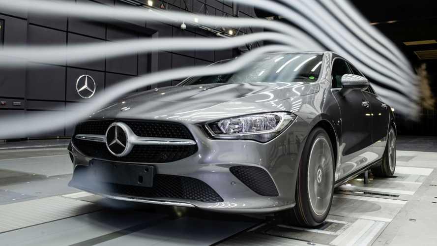 Mercedes: a jó aerodinamikával 2 decit spórolhatunk 100 kilométeren