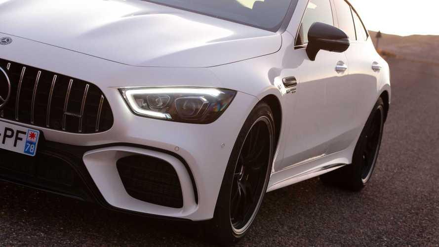 Mercedes-AMG GT 73 - Les 800 ch bientôt prêts à galoper