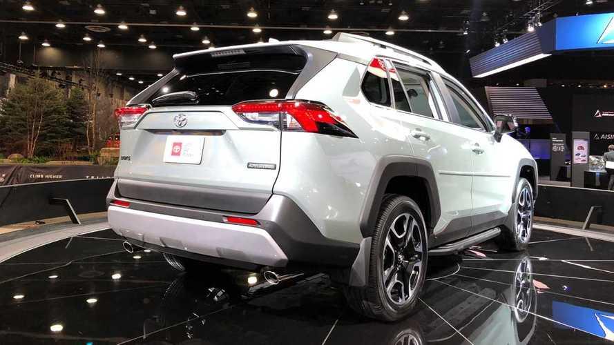 Novo Toyota RAV4 2020