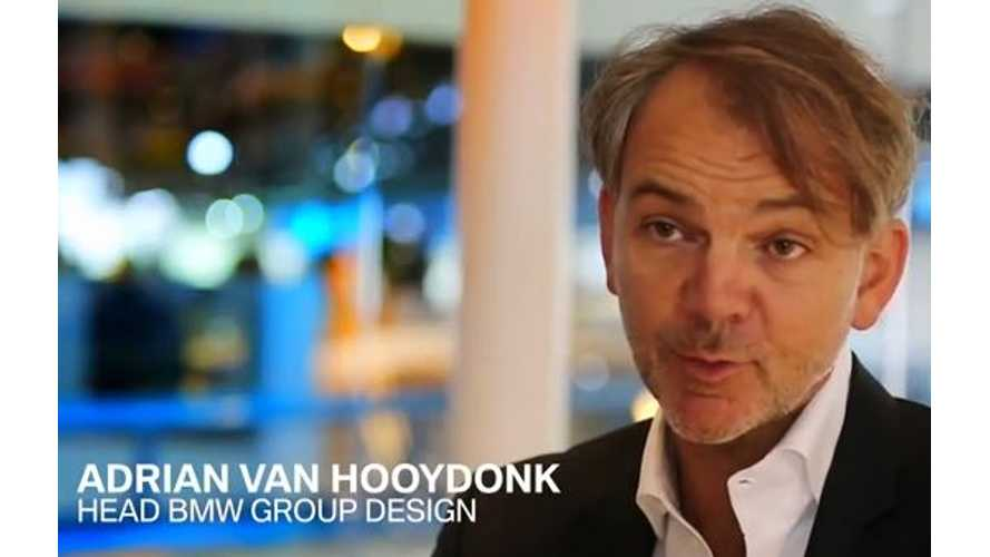 Video: BMW Design Boss Discusses i8 and i3