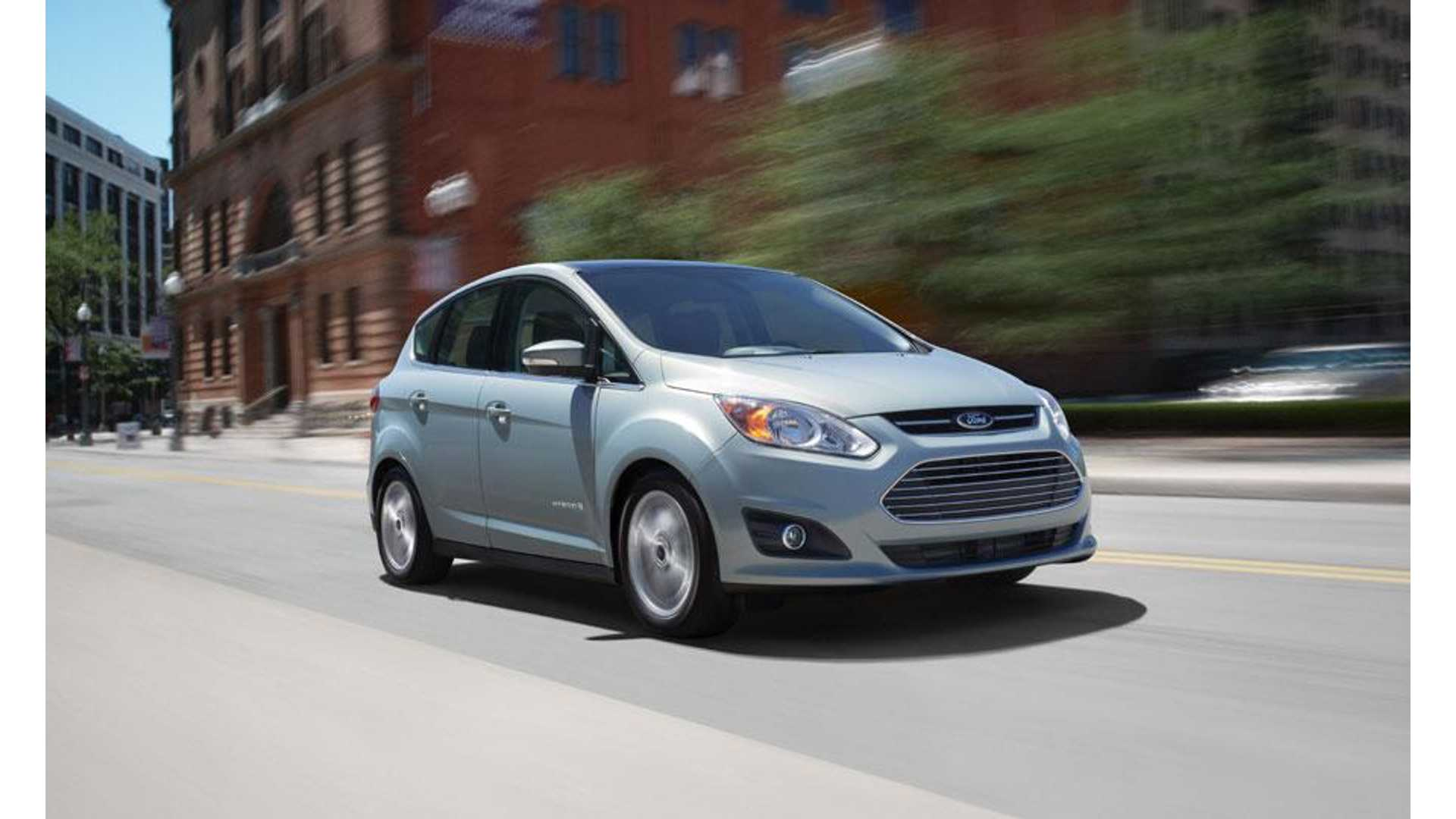 Ford Issues Recall Stop Notice For Certain Model Year 2017 C Max Vehicles