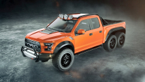 Ford F150 Velociraptor 6x6