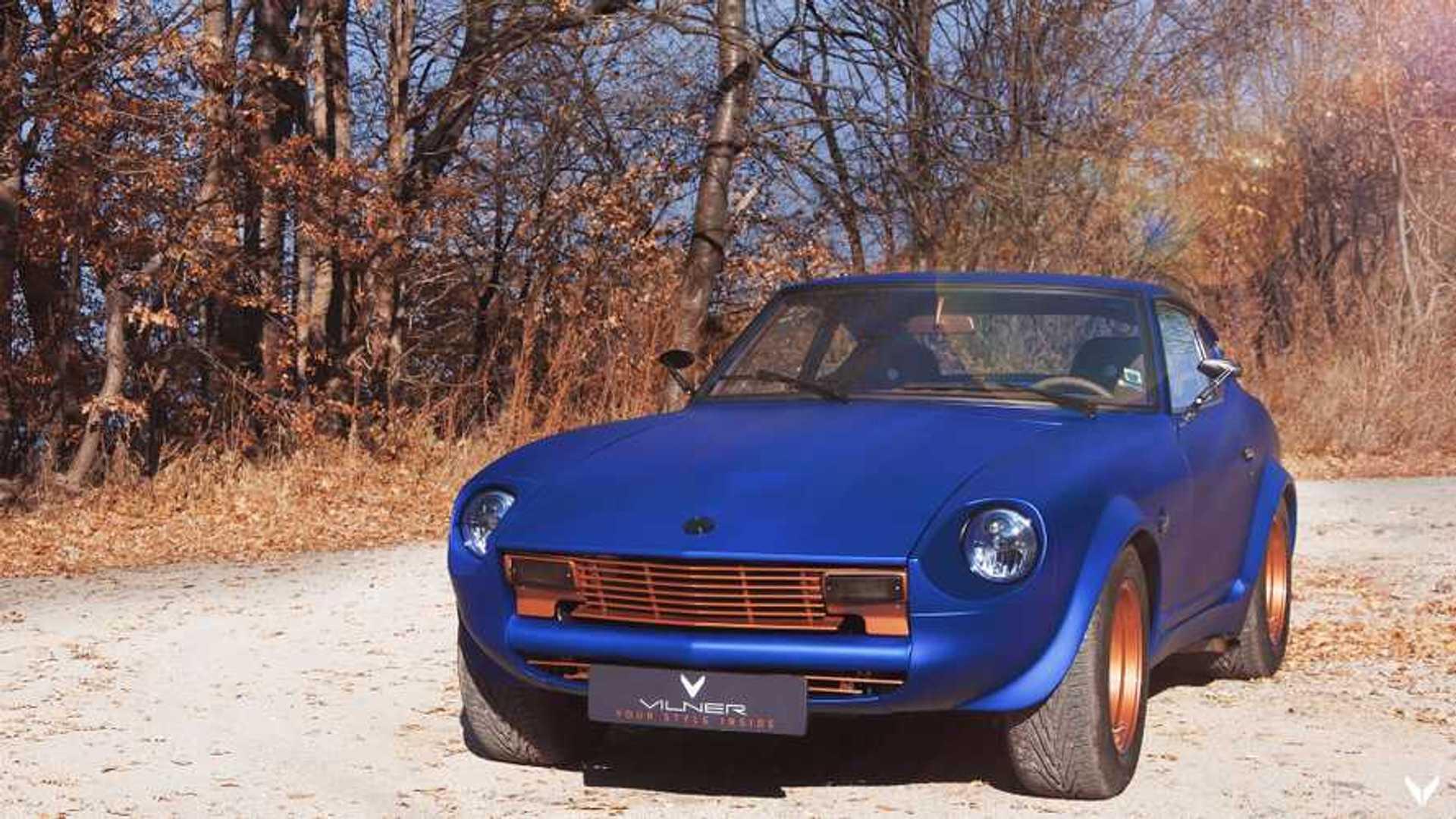 """[""""Vilner Restomod 1976 Datsun 280Z Fairlady Z""""]"""