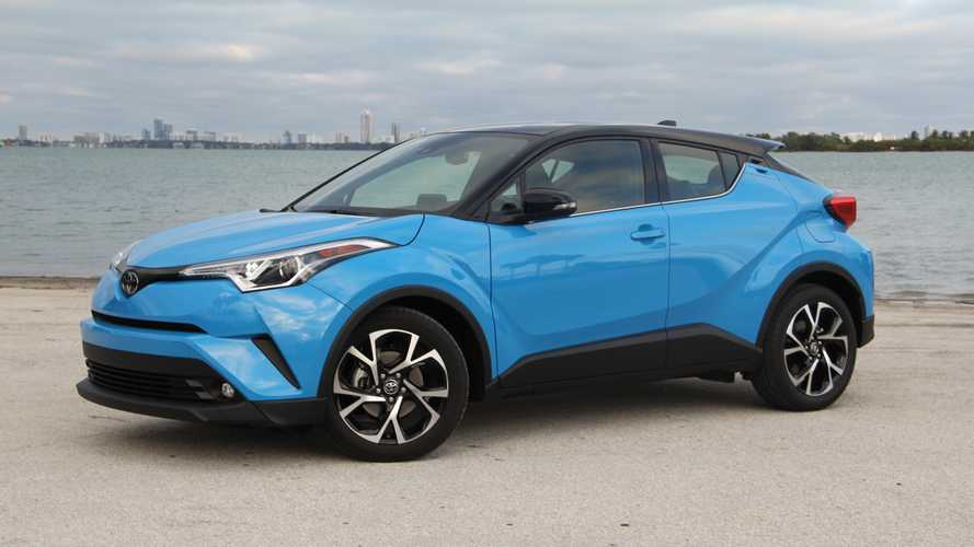2019 Toyota C-HR: Review