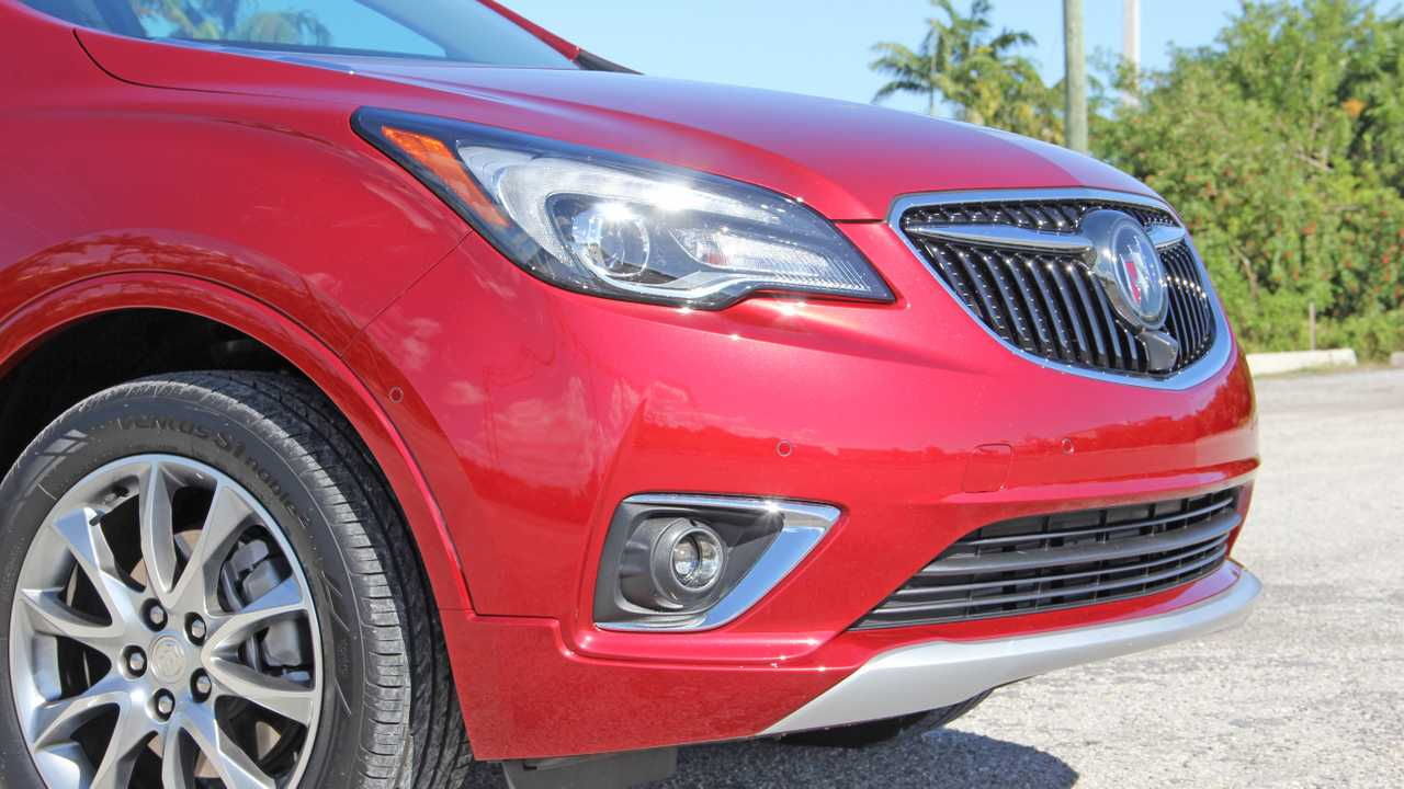 2019 Buick Envision: Refreshed, Torquier, Cheaper >> 2019 Buick Envision Premium 2 0t Pros And Cons