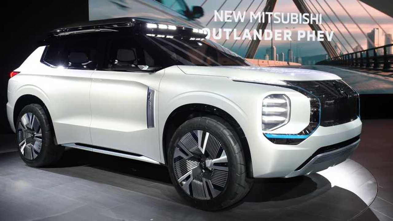 Mitsubishi Engelberg Tourer 2019