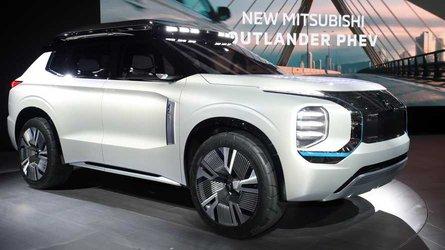 Mitsubishi Engelberg Tourer SUV showcased in Geneva