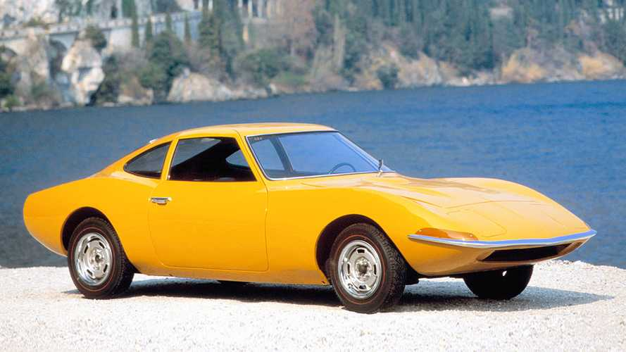 Vergessene Studien: Opel Experimental GT