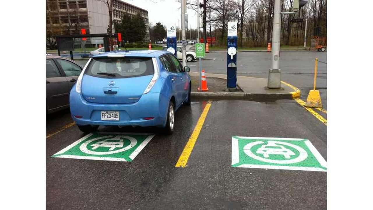 Quebec Announces $516 Million Electrified Transportation Plan