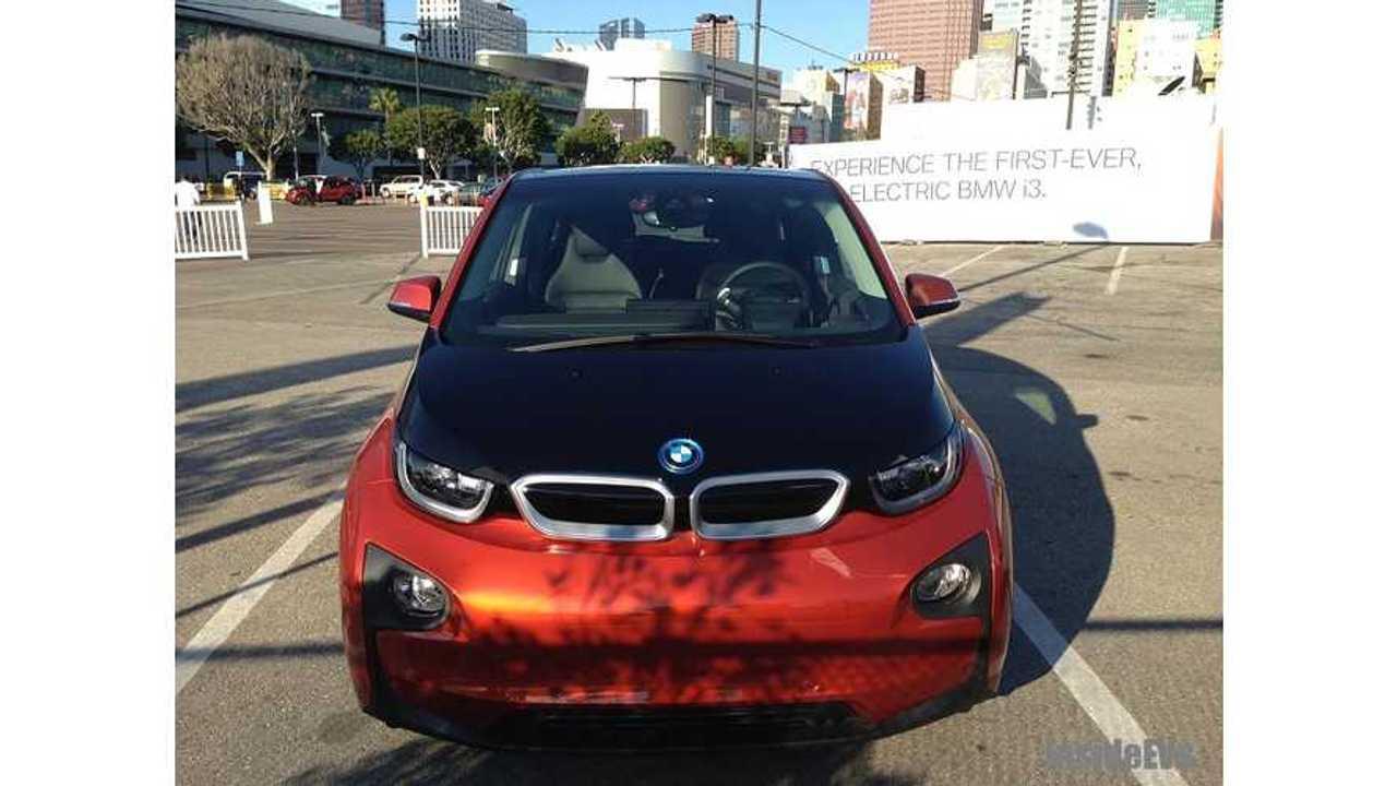 BMW i3 - An