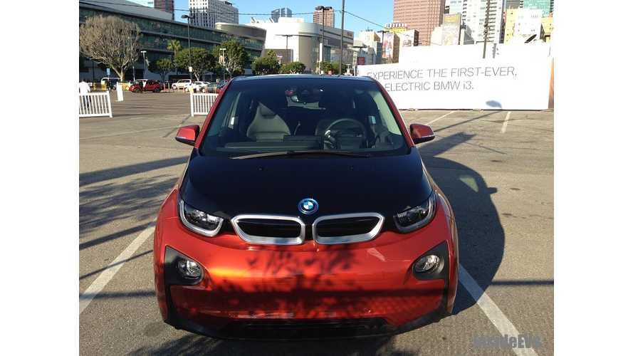 "BMW i3 - An ""Electric Wonder"""