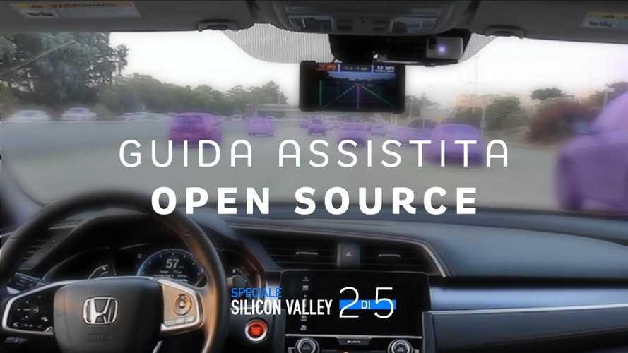 La guida autonoma per