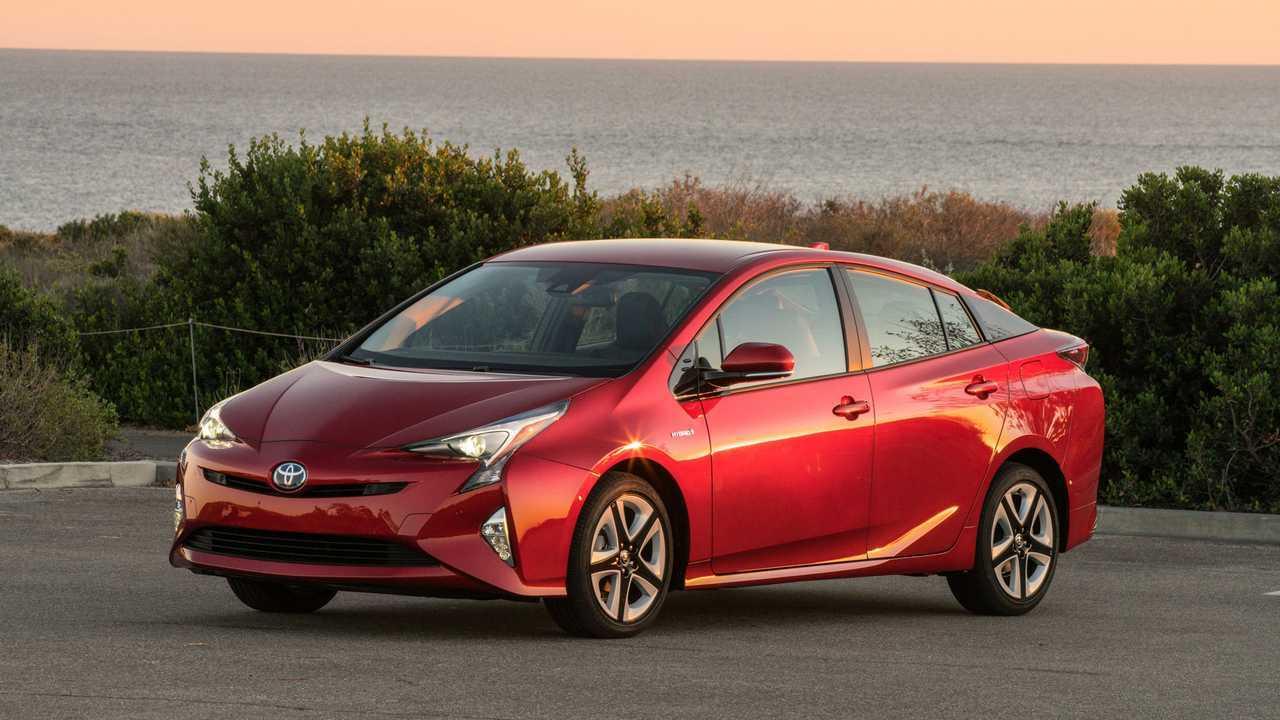 Toyota Prius (502 litri)