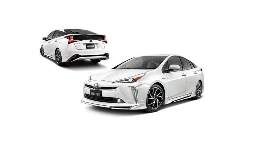 Toyota Prius'a Modellista Modifiyesi