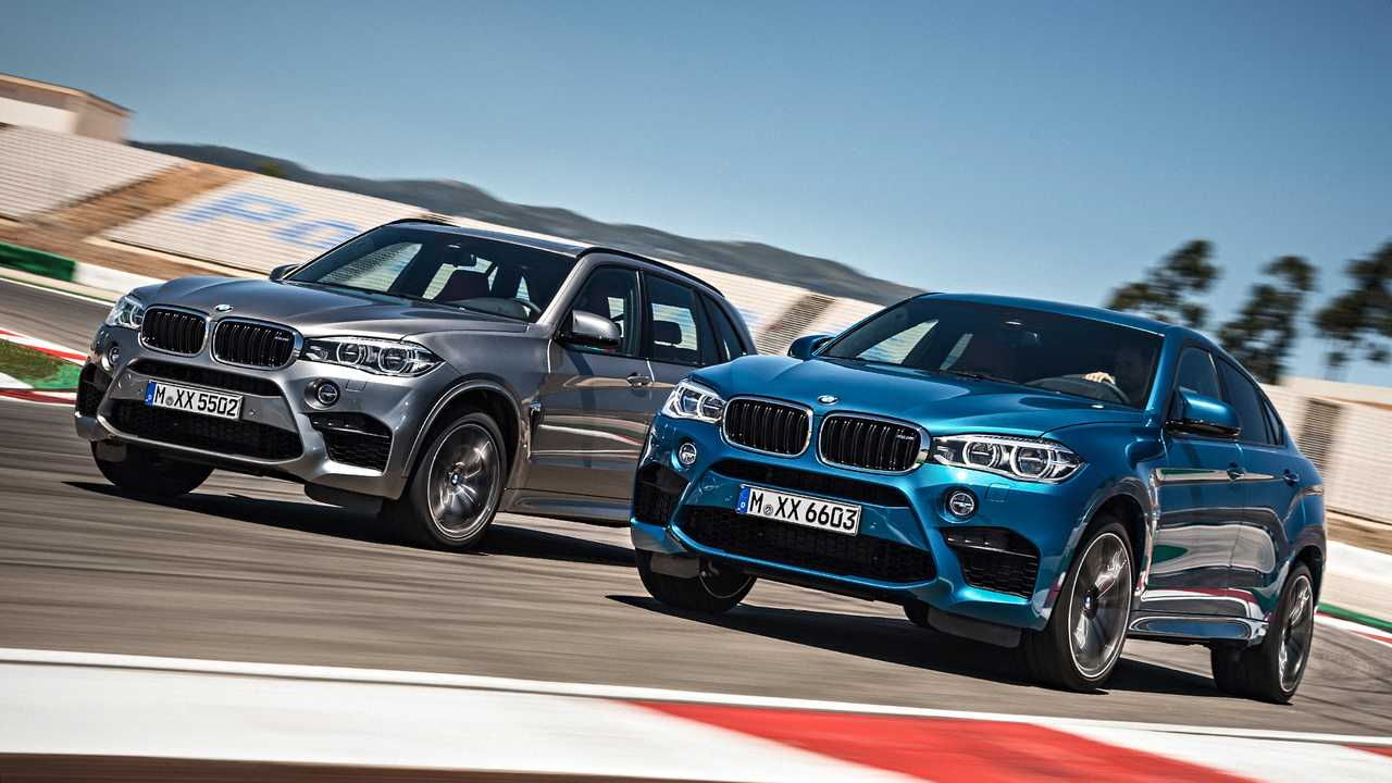 Mögliche BMW-Auslaufmodelle: X5 M /X6 M