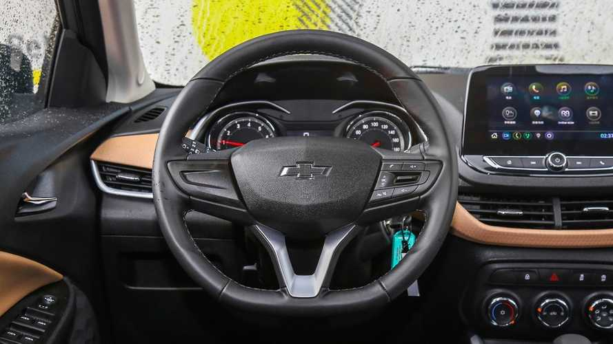 Novo Chevrolet Prisma 2020 agora mostra interior