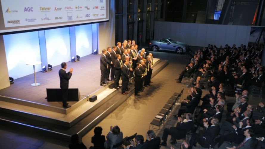 Daimler Supplier Award 2010