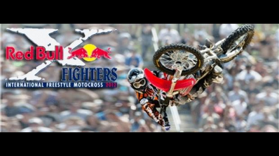 Red Bull X-Fighters World Tour 2012: a Glen Helen vince Potter