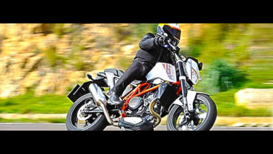 KTM 690 Duke 2012: Pure naked - TEST