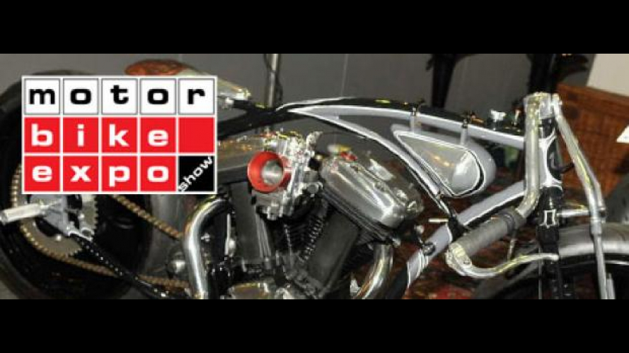 Motor Bike Expo 2012: quasi 130.000 visitatori