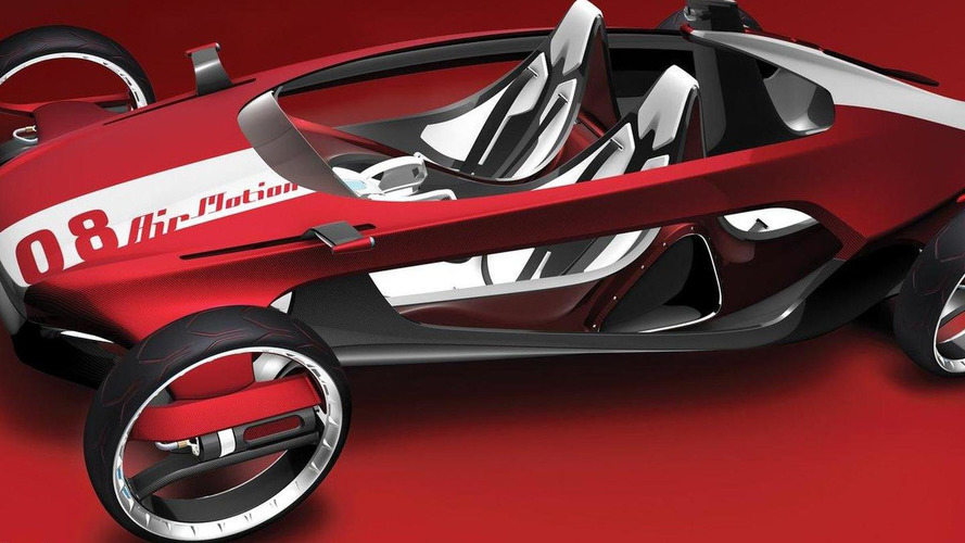 LA Auto Show Design Challenge envisions the 1000 lb. car
