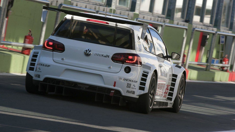 Volkswagen Golf24 revealed as Nürburgring 24 Hours contender