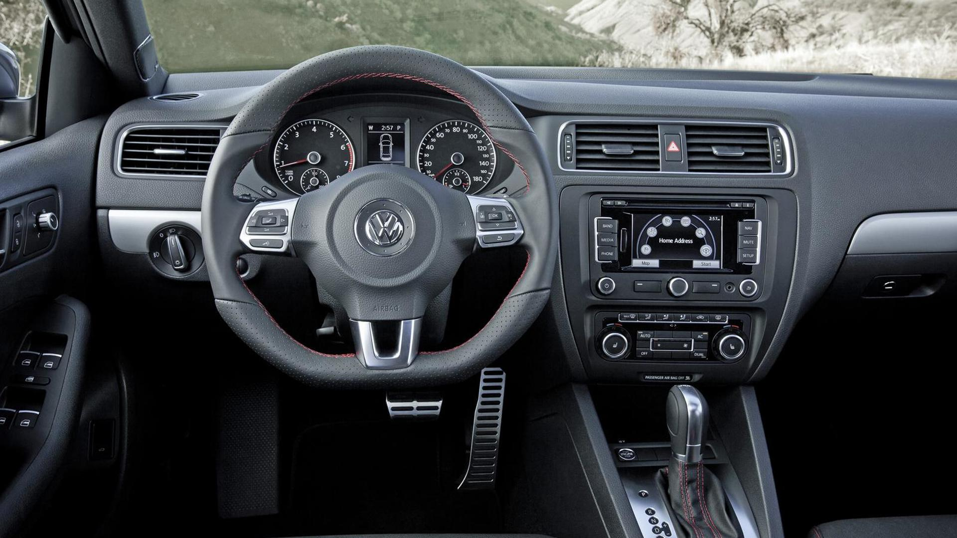 2012 vw jetta specifications