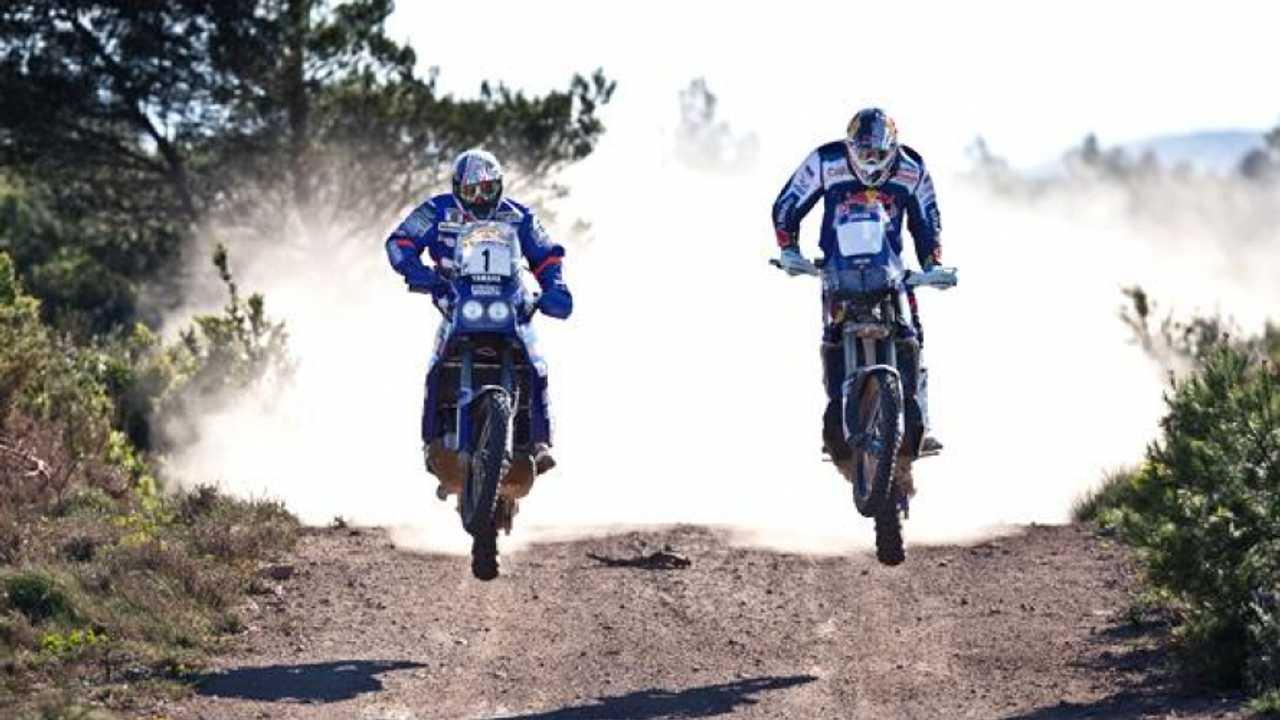 Dakar 2014: presentata la squadra Yamaha Motor France