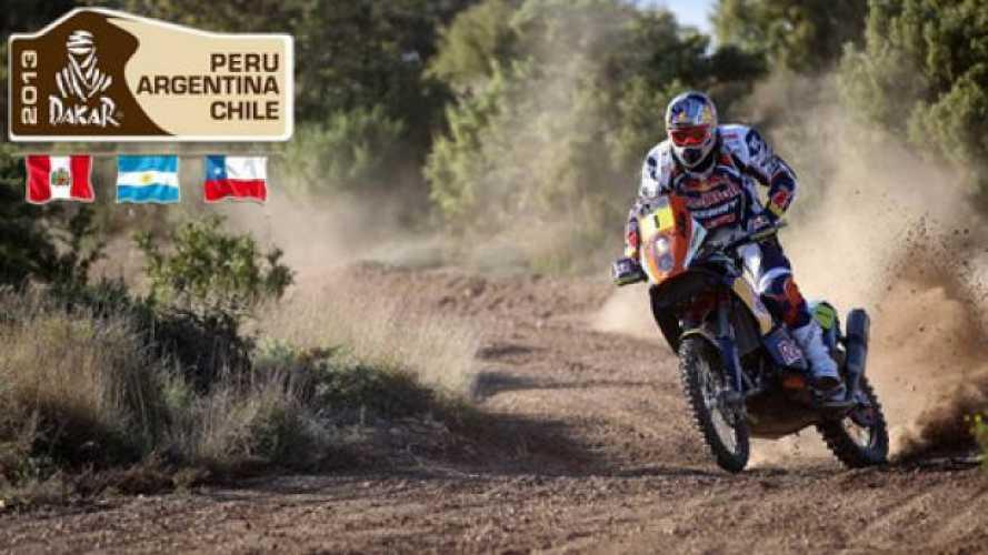 Dakar 2013: i numeri!