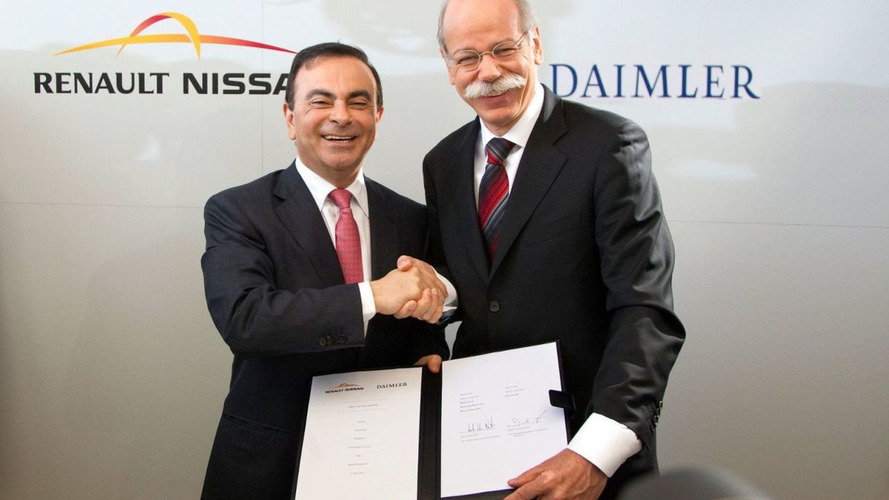 Daimler, Renault Form Global Car Alliance