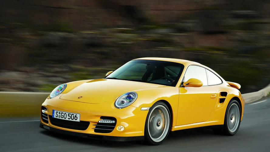 2010 Porsche 911 Turbo Laps Nurburgring 10 Seconds Faster than Predecessor