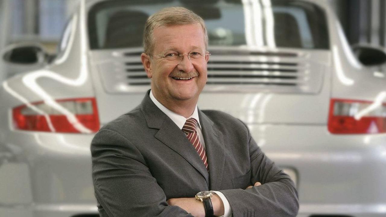 Ex Porsche SE Chief Executive Officer Wendelin Wiedeking