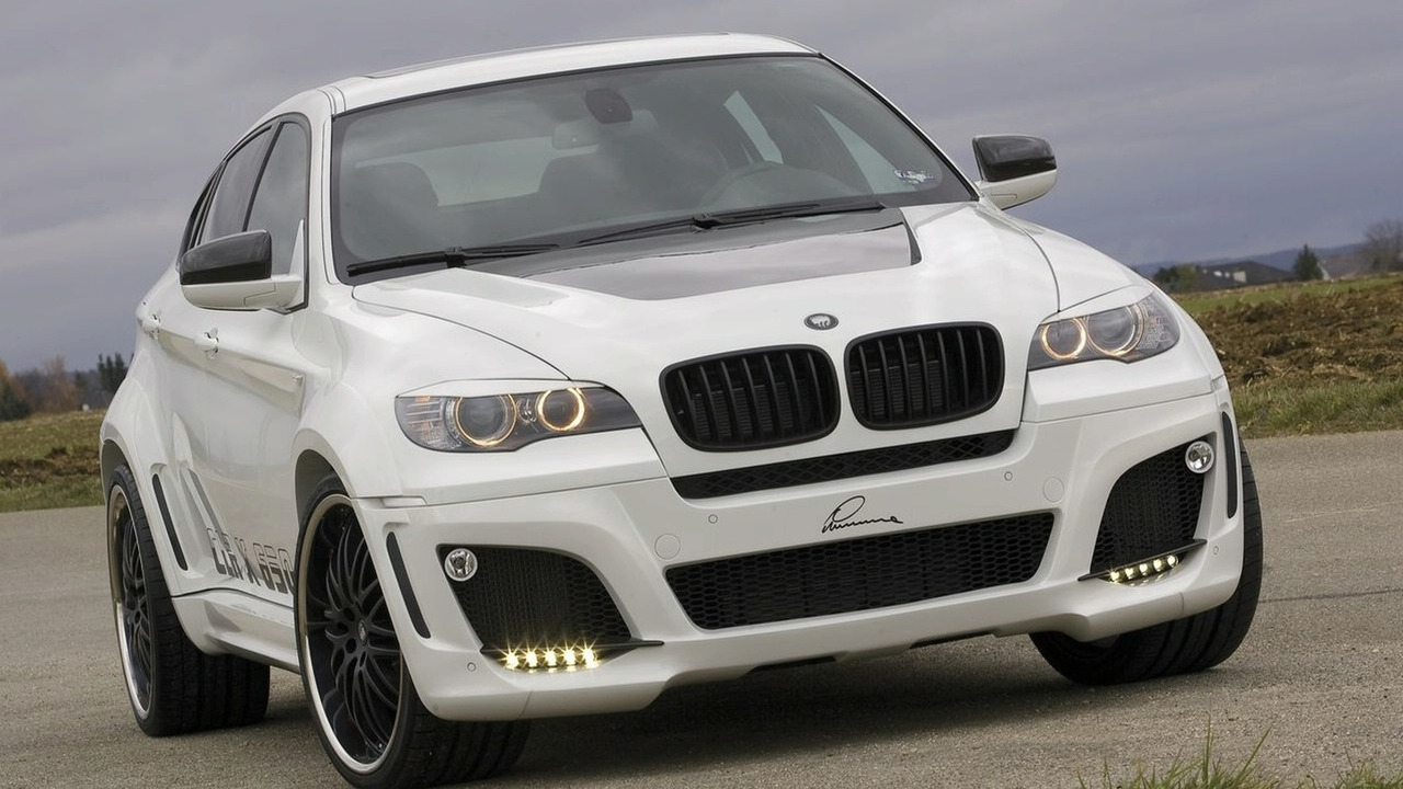 Lumma Design Clr X 650 Based On Bmw X6 Motor1 Com Photos