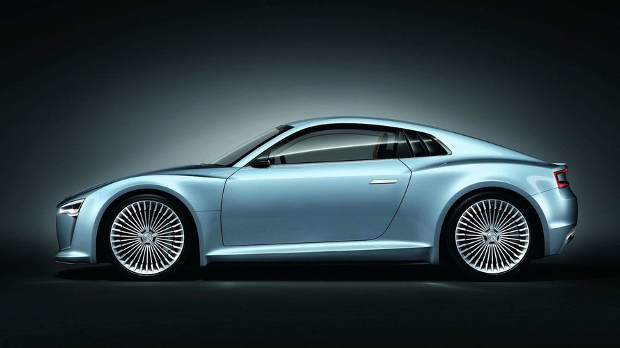 VW Group Considering Audi R4 Platform for New Entry Level Porsche - speculation