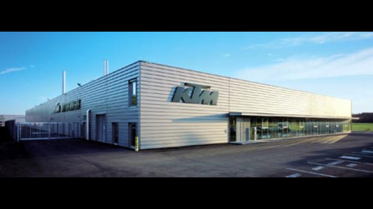Ktm: smentita l'ipotesi di controllo da parte di Bajaj