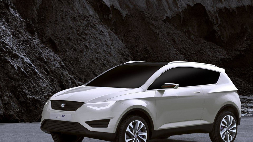 SEAT reportedly launching subcompact crossover in 2017
