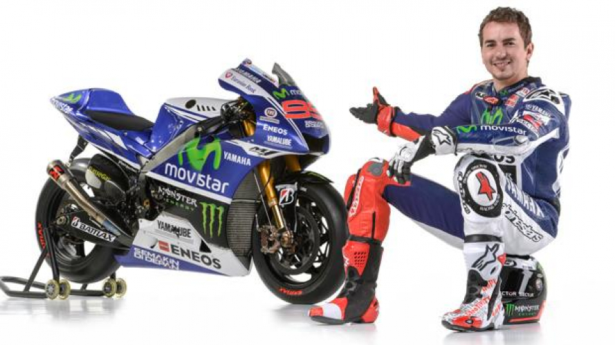 Ecco la Movistar Yamaha MotoGP