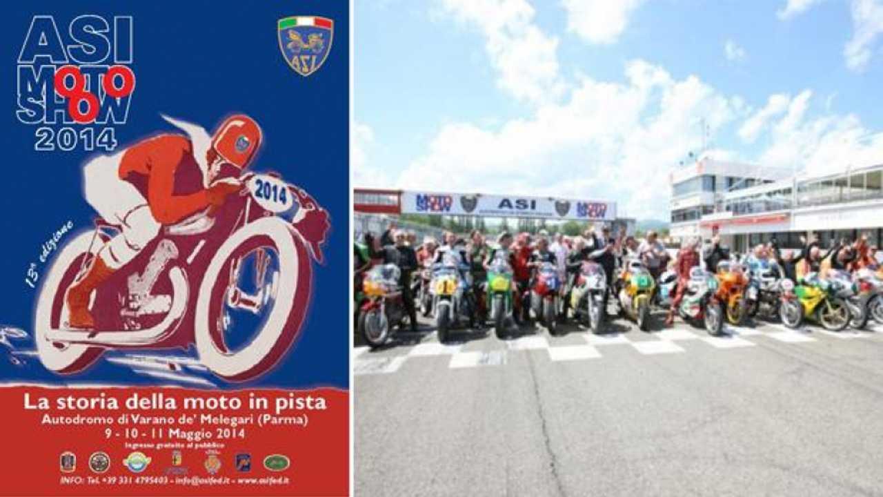 ASI Motoshow 2014: Yamaha protagonista