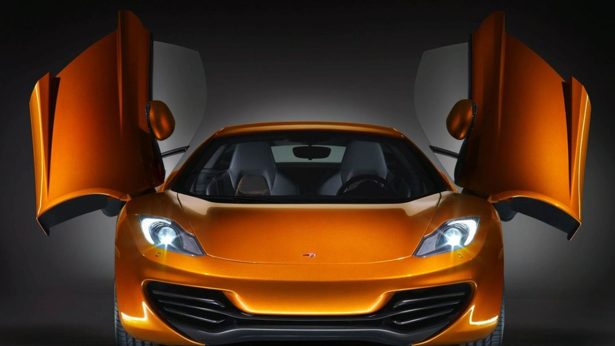 McLaren MP4-12C Development Insight [video]