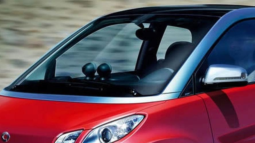 Daimler Prepping Smart forTwo +2