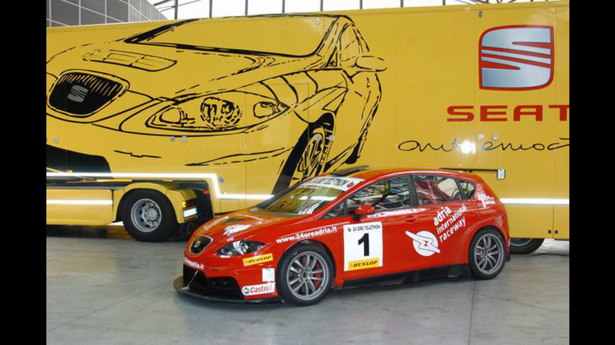 La 24 Ore per Telethon 2009 all'autodromo di Adria