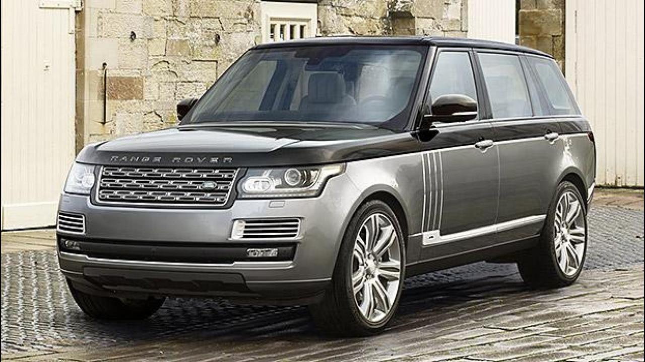 [Copertina] - Range Rover SVAutobiography, il massimo del SUV