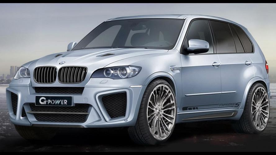 BMW X5 M  X6 M TYPHOON by G-Power
