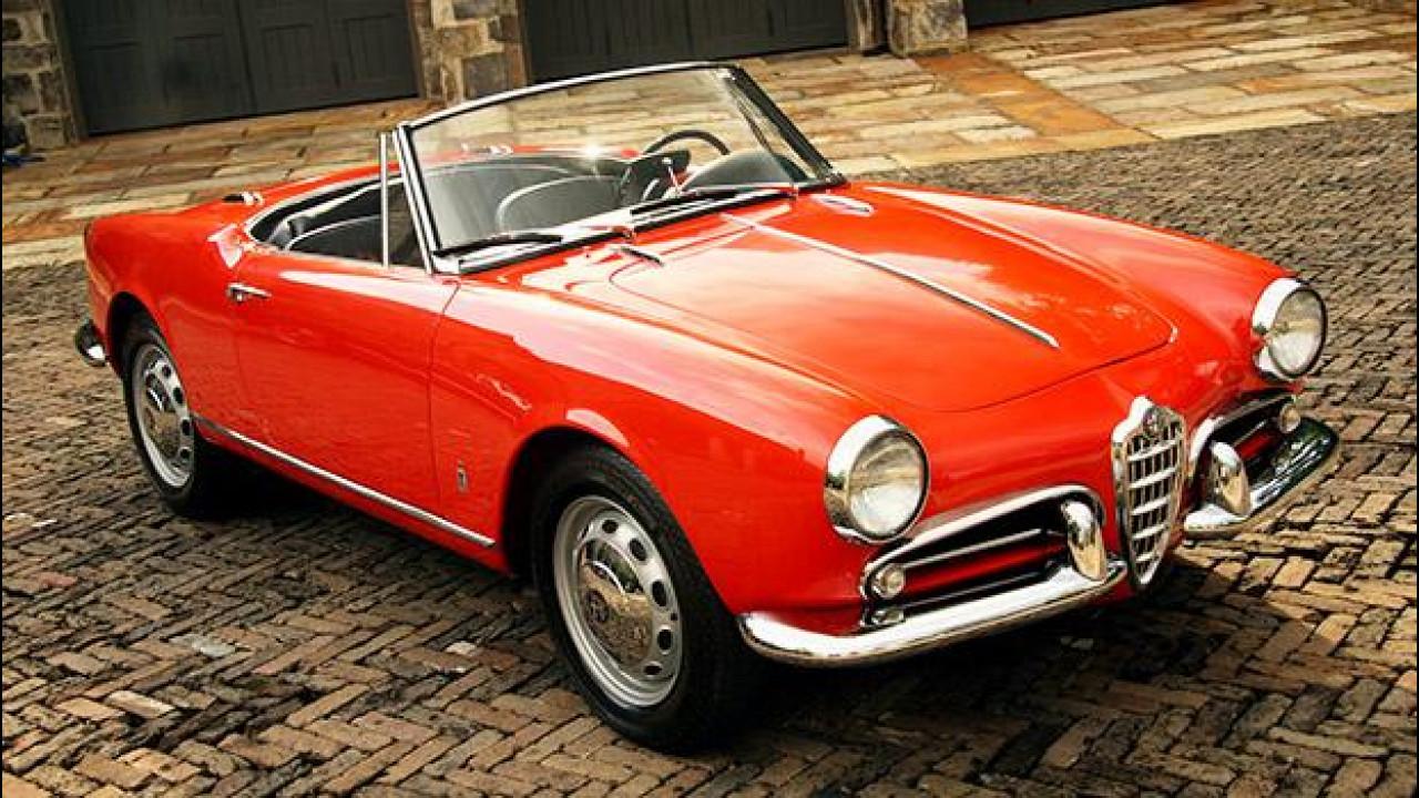 [Copertina] - Alfa Romeo Giulietta Spider, 60 anni portati alla grande