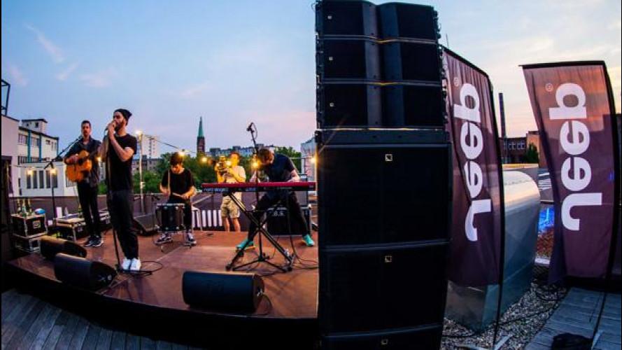 Jeep, al via il tour musicale con gli X Ambassadors