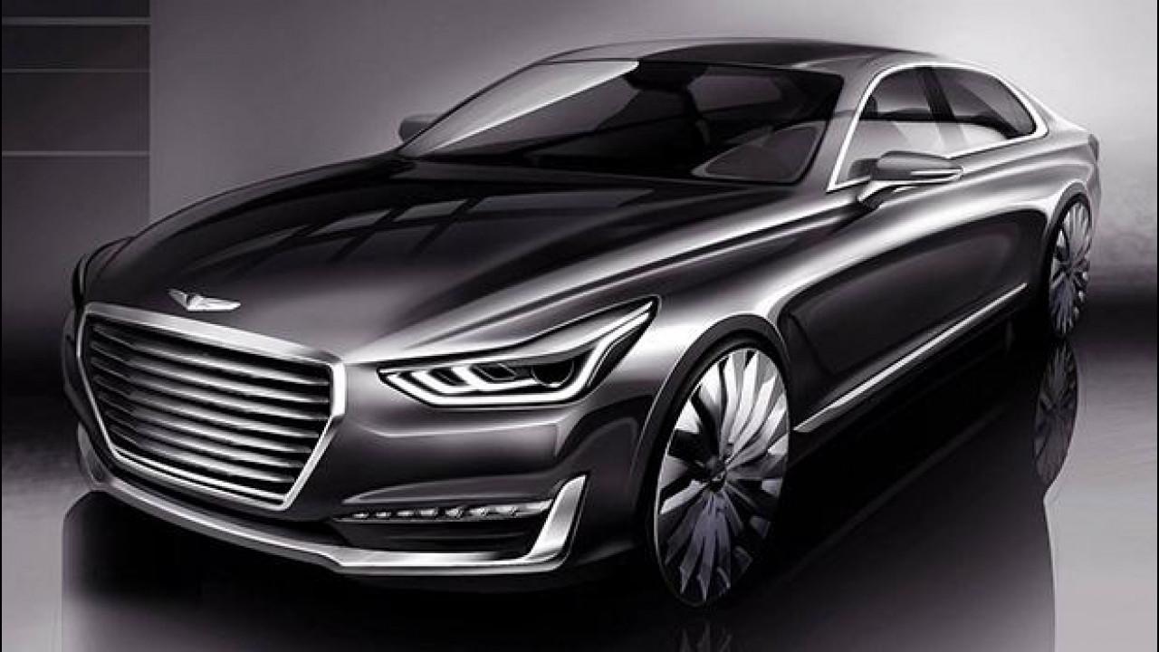[Copertina] - Genesis G90, il premium secondo Hyundai